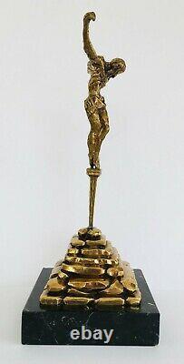 Salvador Dali (first Edition 150 Ex)-sculpture-bronze-marbre-signed-numbered